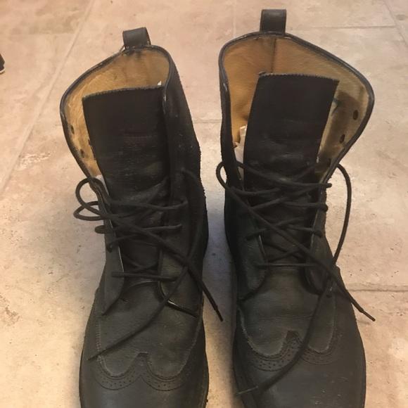 b224412675df Frye Other - Men s FRYE Earl Wingtip boots